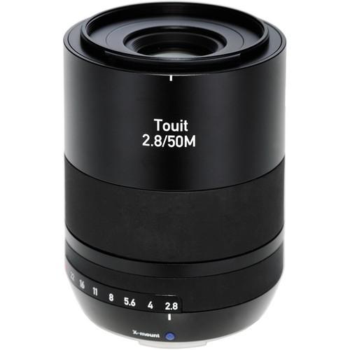 ZEISS Touit 50mm f/2.8 Objektiv für Fujifilm X