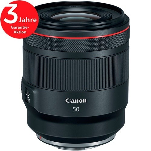Canon RF 50mm f/1.2L USM Objektiv - Frontansicht