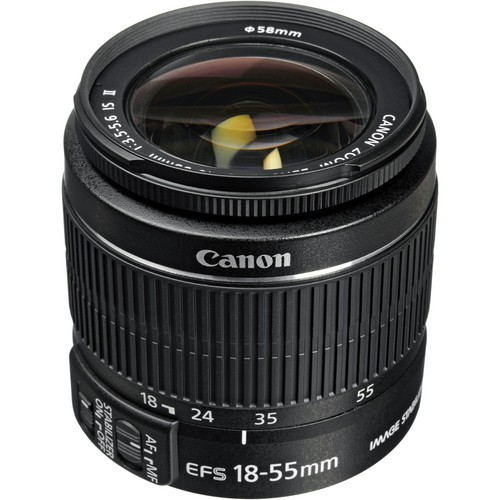 Canon EF-S 18-55mm f/3.5-5.6 IS II Objektiv