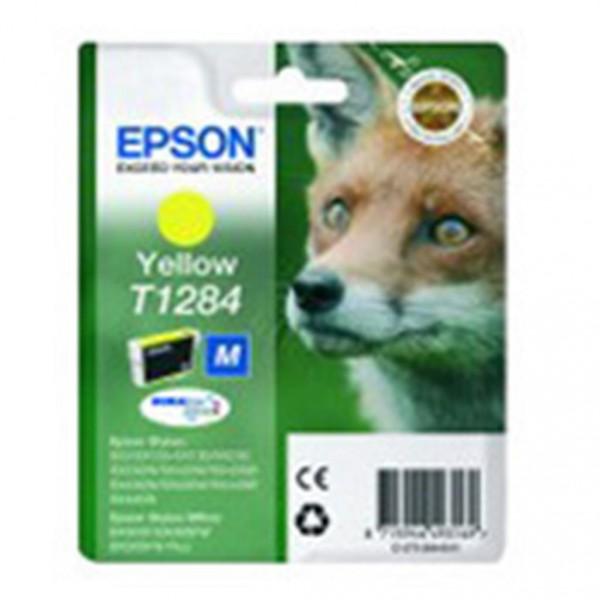 Epson T1283 Tintenpatrone gelb