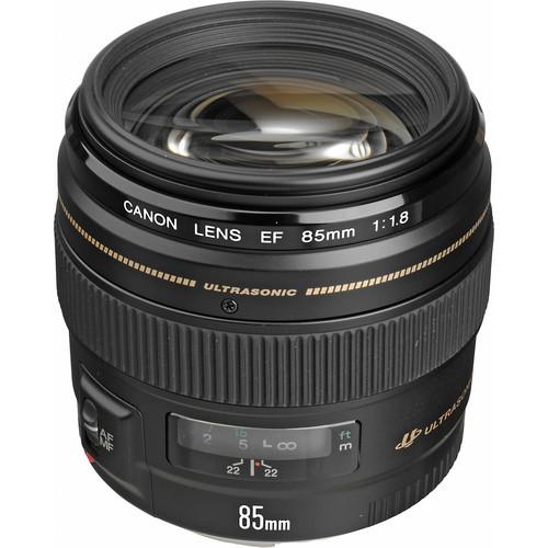 Canon EF 85mm f/1.8 USM Objektiv