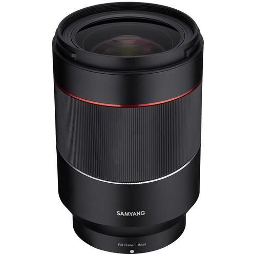 Samyang AF 35mm f/1.4 für Sony-E Objektiv- Frontansicht