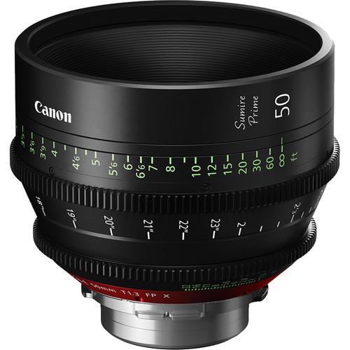 Canon CN-E 50mm T1.3 FP X Sumire-Prime-Objektiv