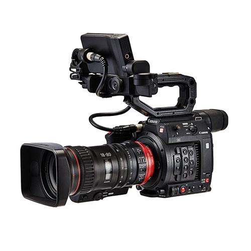 Canon EOS C200 Kit mit CN-E 18-80mm T4.4