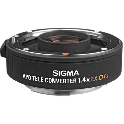 Sigma Telekonverter 1.4x DG APO für Canon - Frontansicht