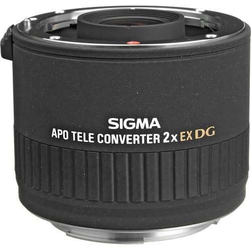 Sigma Telekonverter 2x DG APO für Canon - Frontansicht