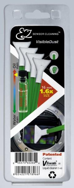VisibleDust Nass-Kit 1.6 Kamera Sensorreinigung 16mm