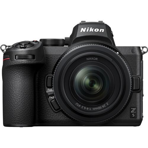Nikon Z5 Kit mit Z 24-50mm Objektiv + FTZ Adapter