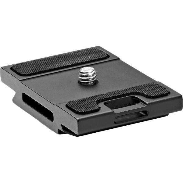 Gitzo Schnellwechselplatte Kurzprofil Typ D (GS5370SDR) - Frontansicht