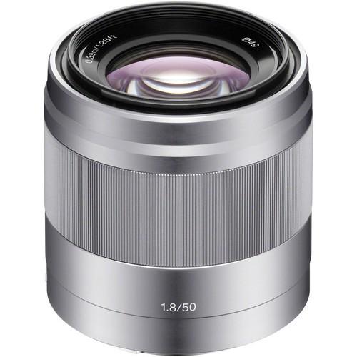 Sony E 50mm f/1.8 OSS Objektiv