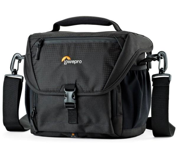 Lowepro Nova 170 AW II Kameratasche - Schrägansicht