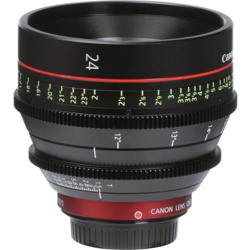 Canon CN-E 24mm T1.5L F Cine-Objektiv