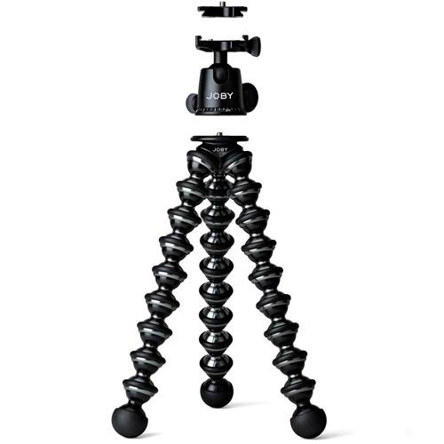 Joby Gorillapod Focus mit Kugelkopf X - Frontansicht