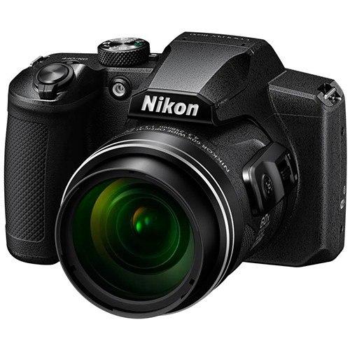 Nikon Coolpix B600 schwarz - Schrägansicht