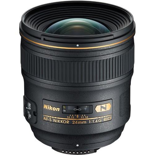 Nikon AF-S Nikkor 24mm f/1.4 G ED Objektiv