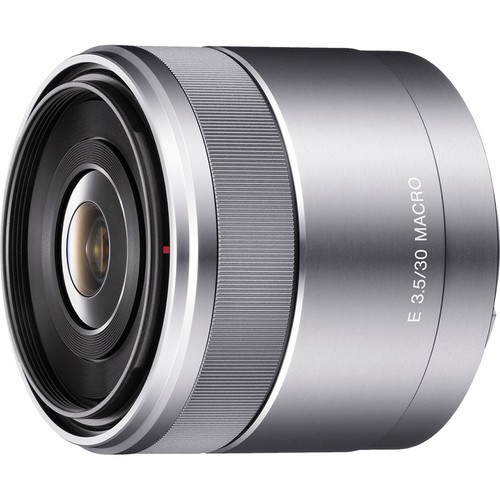 Sony 30mm f/3.5 Makro Objektiv