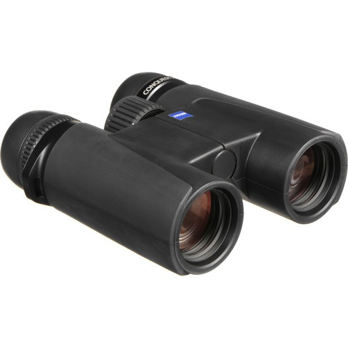 Zeiss Conquest HD 8x32 Fernglas - Frontansicht