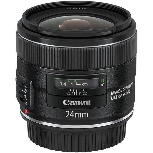 Canon EF 24mm f/2.8 IS USM Objektiv