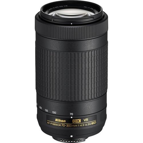 Nikon AF-P DX 70-300mm f/4.5-6.3 G ED VR Objektiv