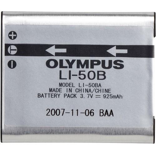 Olympus Li-50B Li-Ion Akku
