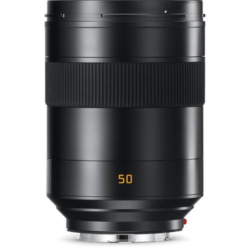 Leica Summilux-SL 50mm f/1.4 ASPH. Objektiv - Frontansicht