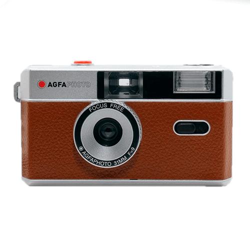 AgfaPhoto Analog 35mm Wiederverwendbare Film Kamera