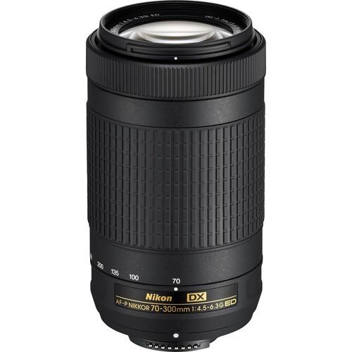 Nikon AF-P DX 70-300mm f/4.5-6.3 G ED Objektiv
