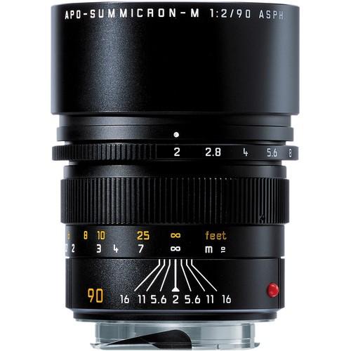 Leica Apo-Summicron-M 90mm f/2 ASPH. Objektiv