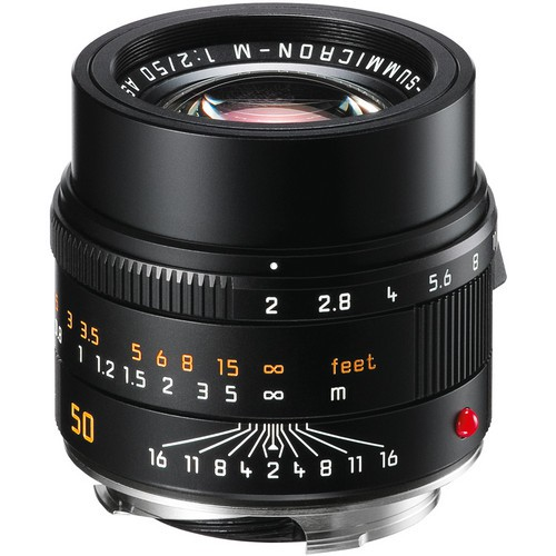 Leica Apo-Summicron-M 50mm f/2 APO ASPH. Objektiv 11141