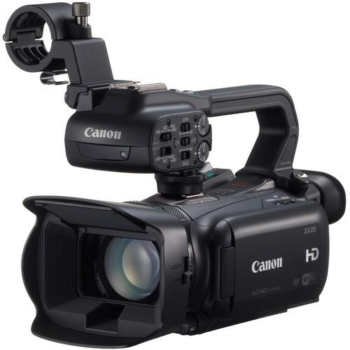 Canon XA25 Professioneller HD Camcorder