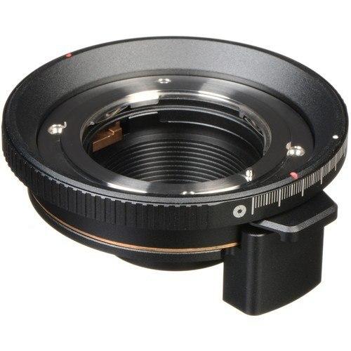 Blackmagic URSA Mini Pro F Mount-Adapter - Frontansicht