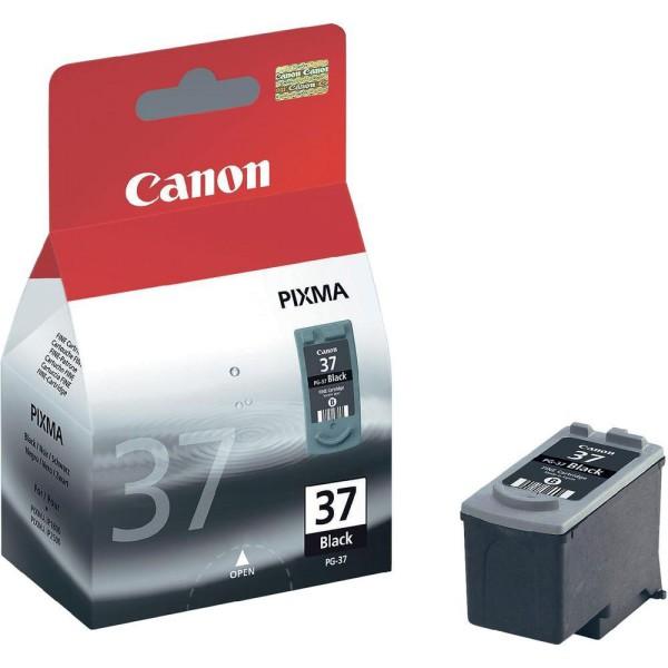 Canon PG-37 Tintenpatrone schwarz