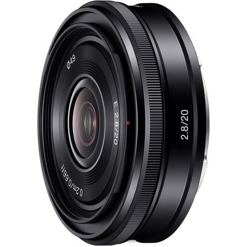 Sony 20mm f/2.8 Pancake Objektiv