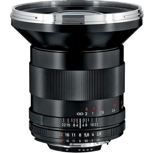 ZEISS Distagon T* 21mm f/2.8 ZE Objektiv für Canon