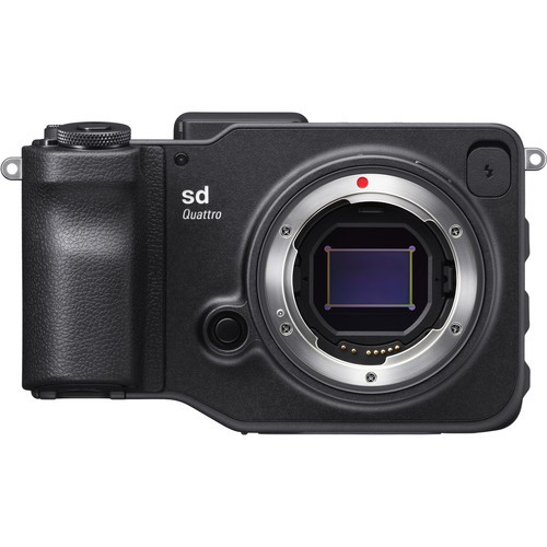 Sigma SD Quattro Systemkamera