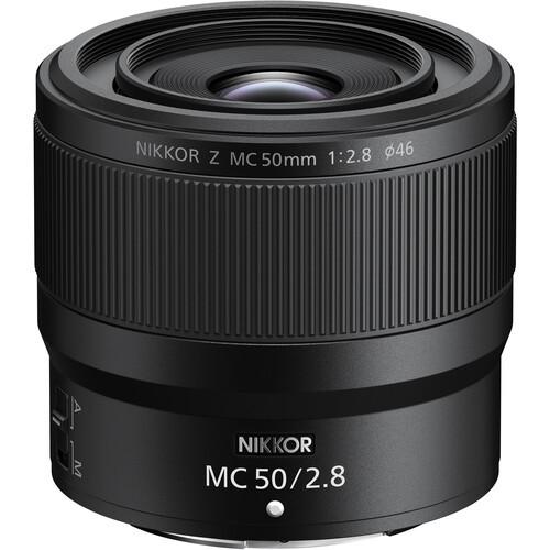 Nikon Z MC 50mm f/2.8 Makro Objektiv