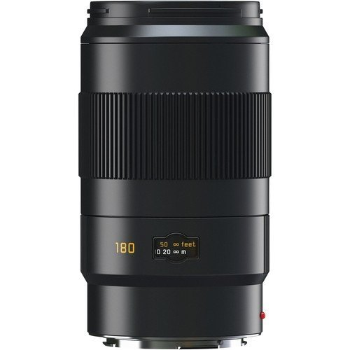 Leica APO-Tele-Elmar-S 180mm f/3.5 Objektiv (11071) - Frontansicht