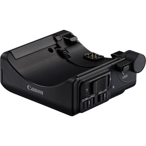 Canon PZ-E1 Power Zoom Adapter - Frontansicht