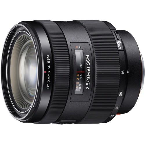 Sony SAL DT 16-50mm f/2.8 SSM Objektiv