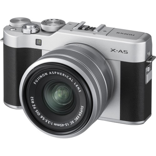 Fujifilm X-A5 Kit - Schrägansicht