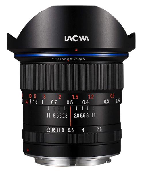 Laowa 12mm f/2,8 für Canon-EF
