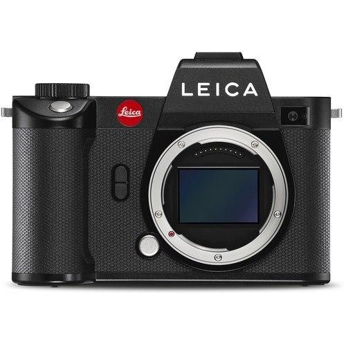 Leica SL2 Gehäuse schwarz - Frontasnicht