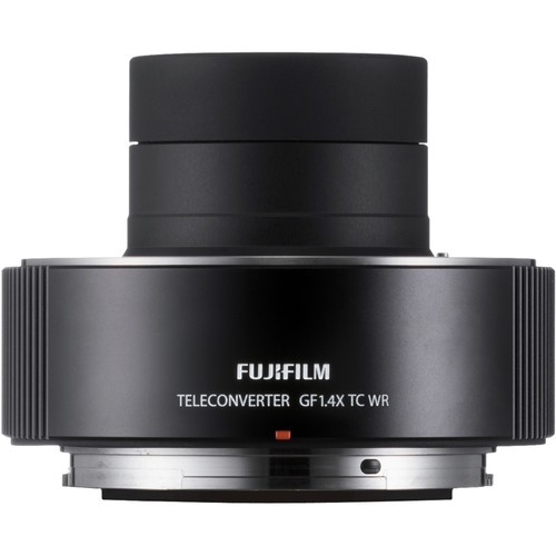 Fujifilm GF 1,4x TC WR Telekonverter - Frontansicht