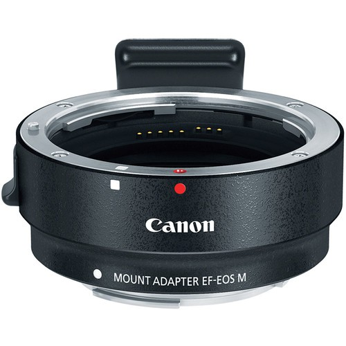 Canon Mount Adapter EF EOS-M - Frontansicht