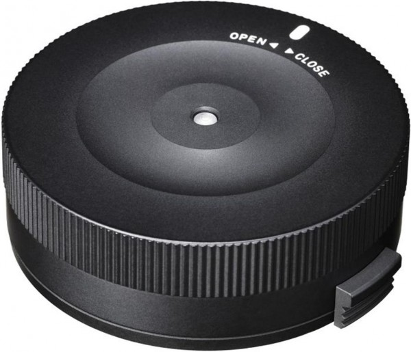 Sigma USB-Dock für Nikon F-Mount Objektive - Frontansicht