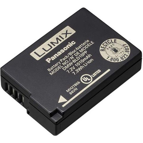 Panasonic DMW-BLD10 Li-Ion Akku