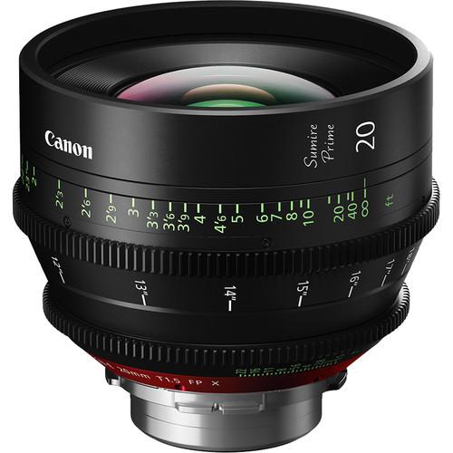 Canon CN-E 20mm T1.5 FP X Sumire-Prime-Objektiv