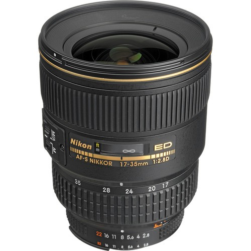 Nikon AF-S Zoom-Nikkor 17-35mm f/2.8D IF-ED Objektiv