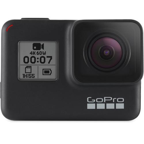 GoPro Hero 7 Black - Frontansicht