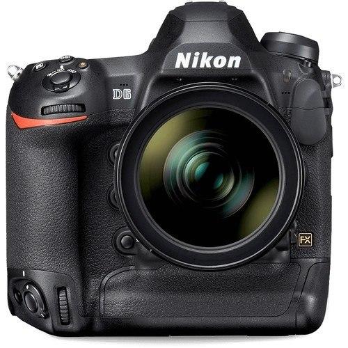 Nikon D6 Gehäuse - Frontansicht